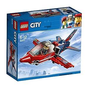 LEGO City 60177 - Great Vehicles Jet Acrobatico 5702016075151 LEGO