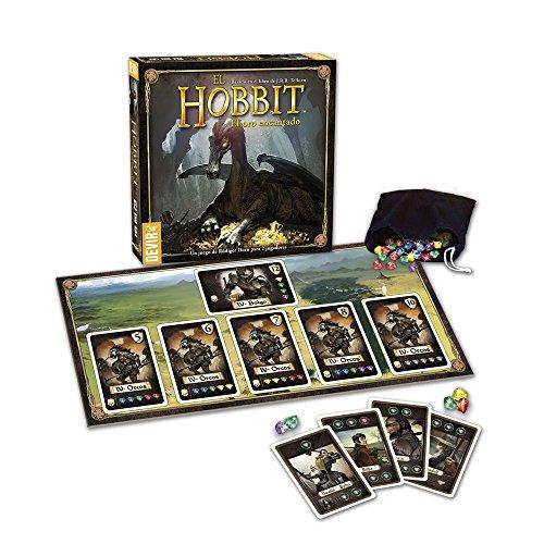 El Hobbit - Oro Encantado
