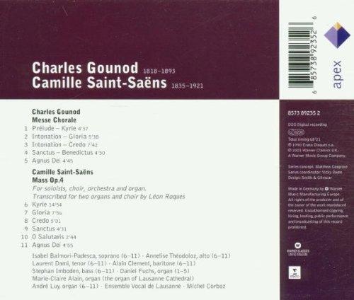 Messe Chorale, Messe Opus 4