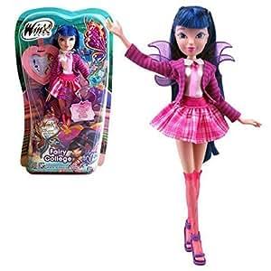Winx club fairy college poup e f e musa 28cm amazon - Jeux de winx musa ...