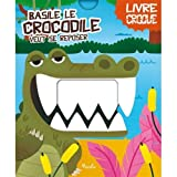 Basile le crocodile veut se reposer