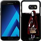 Hülle für Samsung Galaxy A5 2017 (SM-A520) - Wenig Blut Rotkäppchen by zombierust