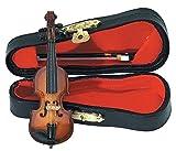 Gewa 980600 Instrument miniature Violon avec Archet/Etui 9 cm