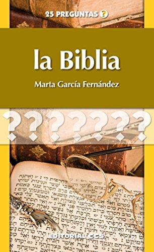 La Biblia (25 preguntas nº 14)
