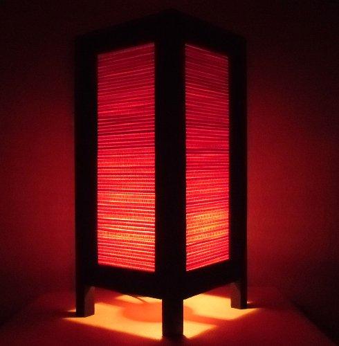 rare-thai-asia-lampada-da-tavolo-a-forma-di-buddha-in-bambu-da-thailandia-comodino-colore-rosso