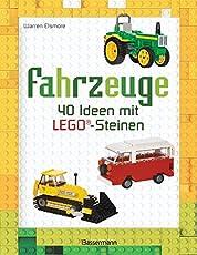 Fahrzeuge: 40 Ideen mit LEGO-Steinen