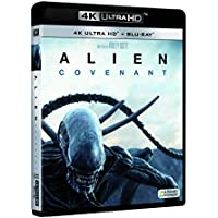 Alien: Covenant - Blu-Ray, 4K, Ultra HD