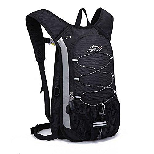 Diamond Candy Im Freien Wandern Klettern Rucksack Freizeit Ultraleichte Wasserdichte Outdoor Wanderrucksäcke Radfahren Reiten Reisetaschen, 45 x 25 x 15 cm, 15 Liter Taschen