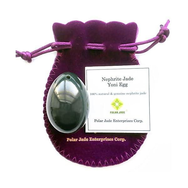 Comprar huevo de jade nefrita