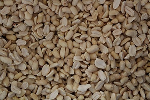 25 kg de cacahuètes blanchiert