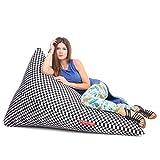 Style Homez Lounge Pyramid Cotton Canvas...