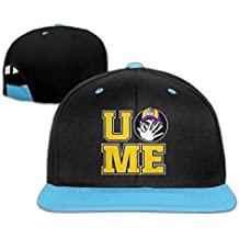 hittings pgig Kid 's John Cena U Cant See Me Logo Adjustable Gorra Hip Hop Béisbol Hats Caps Royal Blue