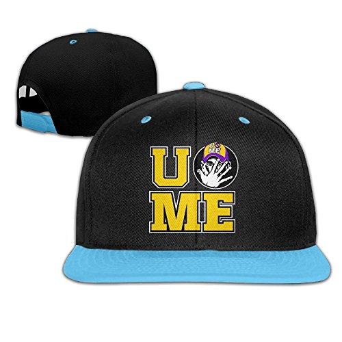 size 40 e8283 d0007 Hittings PGiG Kid  s John Cena U Cant See Me Logo Adjustable Gorra Hip Hop