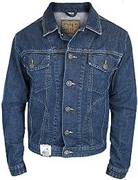 Suchergebnis auf Amazon.de für  jeansjacke dark blue  Bekleidung b28878971b