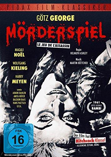Bild von Mörderspiel (Pidax Film-Klassiker)
