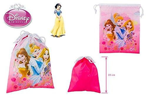disok–Seesack Rucksack Princess Kinder Rucksäcke Mädchen Prinzessinnen, für Kommunion, Hochzeiten und Partys Geburtstag Geschenke und Details
