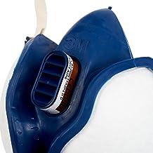 3M 4255 Máscara sin mantenimiento para partículas, gases y vapores FFA2P3 R D (1 máscara/bolsa)