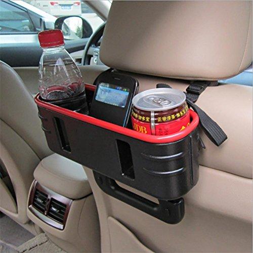 Admission RUIRUI-Auto-Box Bin Regale großen Speichervolumen zurück Lagerplätze