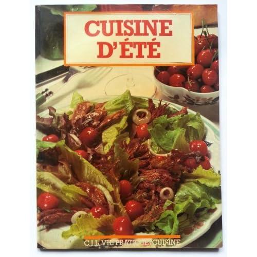 Cuisine d'ete