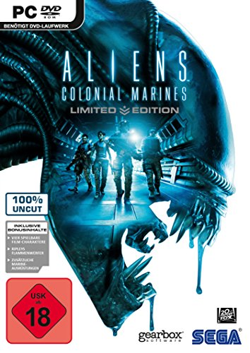 Aliens: Colonial Marines Limited Edition - [PC] Special Edition Pc