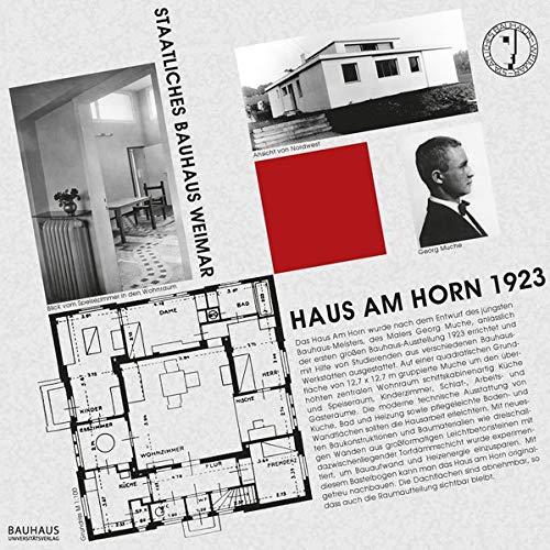Bastelbogen 'Haus am Horn 1923'