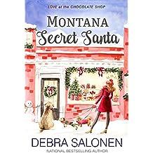 Montana Secret Santa (Love at the Chocolate Shop Book 3) (English Edition)