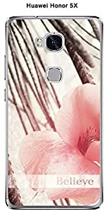 Coque Believe pour Huawei Honor 5X