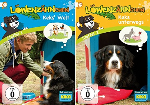 Staffel 1+2 (2 DVDs)