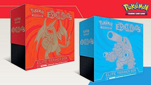 Booster Pokemon Xy Box (Pokemon XY12 Evolutions Elite Trainer - English)