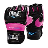 Everlast Everstrike Training Gloves, Farbe: Black/Pink, Größe: M/L