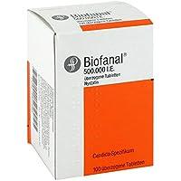 Biofanal überzogene Tabletten 100 stk preisvergleich bei billige-tabletten.eu