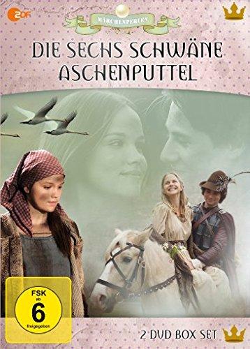 Märchenperlen - Die sechs Schwäne / Aschenputtel [2 DVDs]