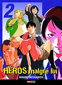 Kyôsei Hero - Héros malgré lui Edition simple Tome 2