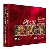Bach: Christmas Cantatas by Ton Koopman (2003-11-01)