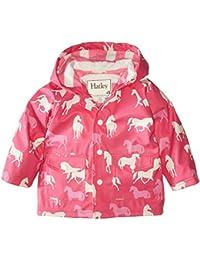 Hatley Baby Girls 0-24m Classic Horses Raincoat