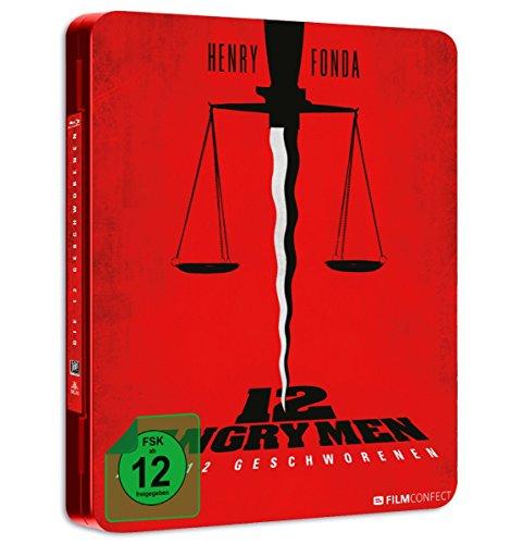 Bild von Die 12 Geschworenen - Steel Edition [Blu-ray] [Limited Edition]