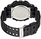Casio G-Shock World time Analog-Digital Multi-Colour Dial Men's Watch - GA-100CF-1A9DR (G519)