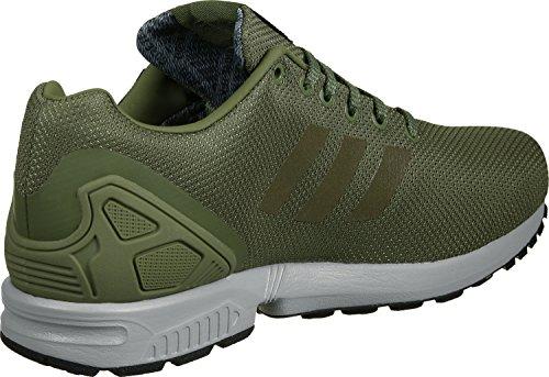 adidas Originals ZX Flux GTX S76443 Olive Sneaker Schuhe Shoes Mens Gore Tex oliva grigio