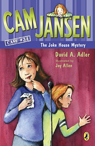Cam Jansen and the Joke House Mystery (English Edition)