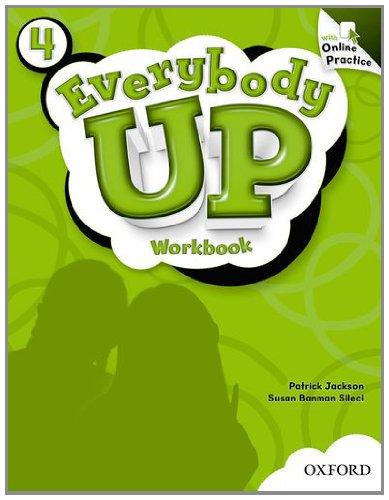 Everybody Up: 4: Workbook with Online Practice