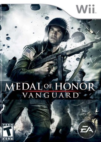 Medal of Honor: Vanguard - Nintendo Wii by Electronic Arts
