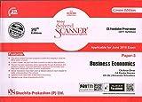 Scanner CS Foundation Programme (2017 Syllabus) Paper-3 Business Economics