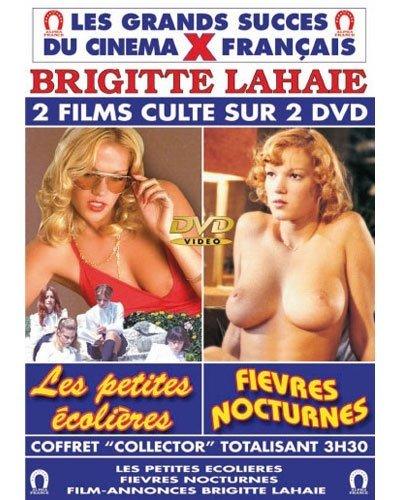 Alpha France: Les petites Ecolieres / Fievres Nocturnes - Mit Brigitte Lahaie,...