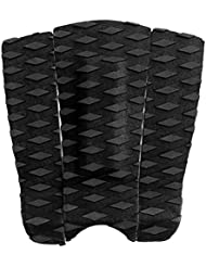 3 Piezas Premium EVA Diamond Patterns Antideslizante Surf Traction Pad Tabla De Surf Kiteboard Paddleboard Tail