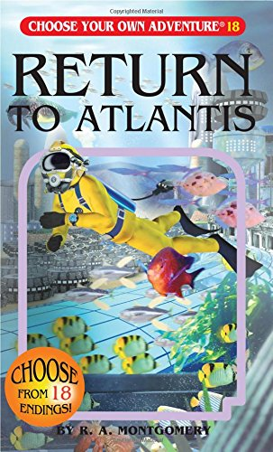 Return to Atlantis (Choose Your Own Adventure) por R. A. Montgomery