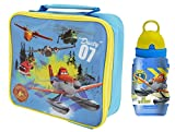 Disney Planes 2 Fire and Rescue Lunch Bag and Bottle