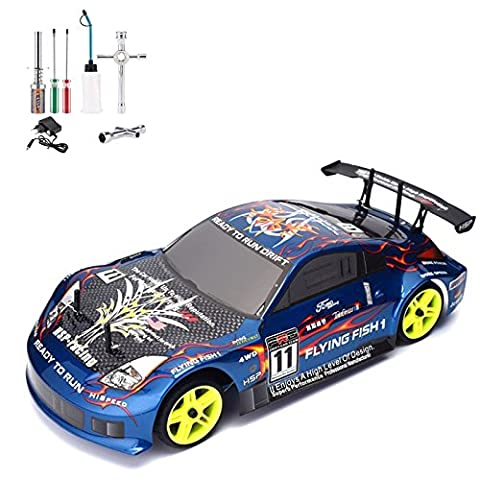 HSP Rc Car 4wd 1/10 Scale Models On Road Touring Racing Nitro Gas Power Rc Drift Car 94122 High Speed Hobby Remote Control