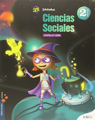 Ciencias Sociales 2º Primaria (Castilla y León) (Superpixépolis) - 9788426396884