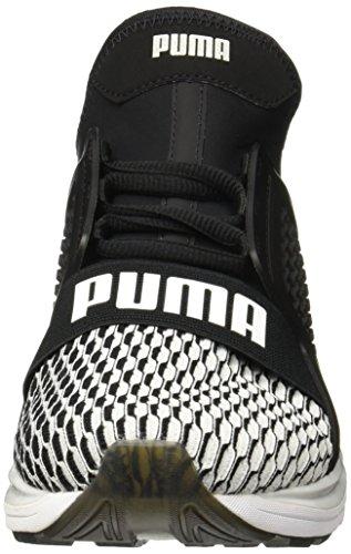 Puma Chaussures Ignite Limitless Noir Blanc Homme Noir