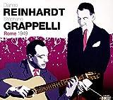 Rome 1949 / Django Reinhardt, guitare | Reinhardt, Django (1910-1953). Guitare